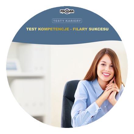 Test kompetencje - filary sukcesu