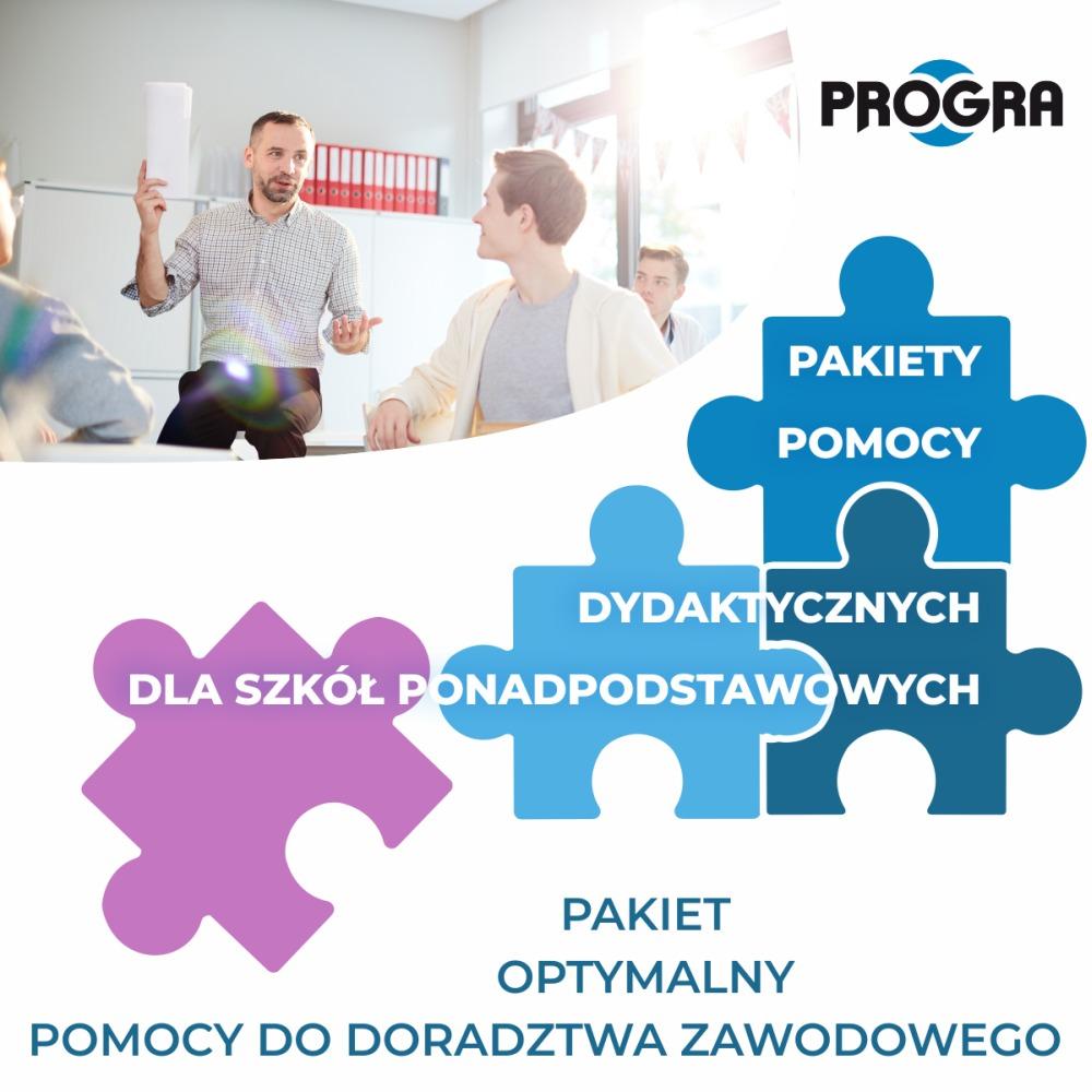 Pakiet Optymalny dla szkoły ponadpodstawowej