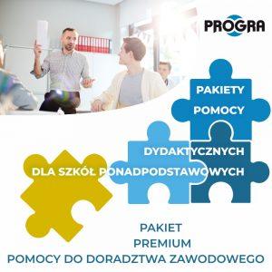 Pakiet Premium dla szkoły ponadpodstawowej